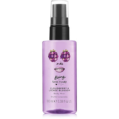 Being Cloudberry %26 Lychee Blossom Body Mist