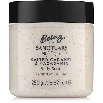 Being Salted Caramel %26 Macadamia Body Scrub
