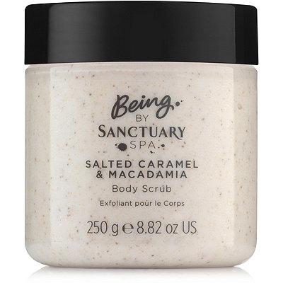 Salted Caramel & Macadamia Body Scrub