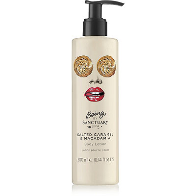 Salted Caramel & Macadamia Body Lotion