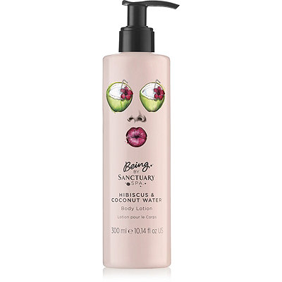 BeingHibiscus %26 Coconut Water Body Lotion
