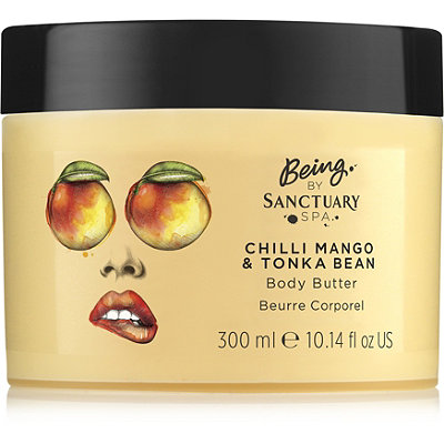 Chilli Mango & Tonka Bean Body Butter