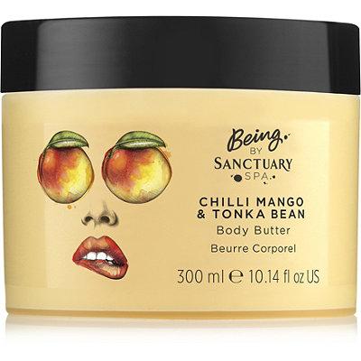 BeingChilli Mango %26 Tonka Bean Body Butter