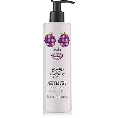 Being Cloudberry %26 Lychee Blossom Body Lotion