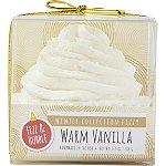 Warm Vanilla Bath Cupcake