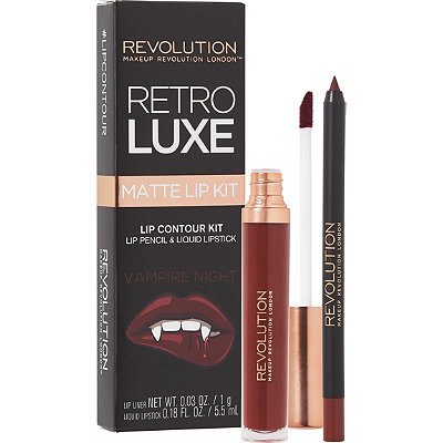 Makeup RevolutionVampire Night Lip Kit