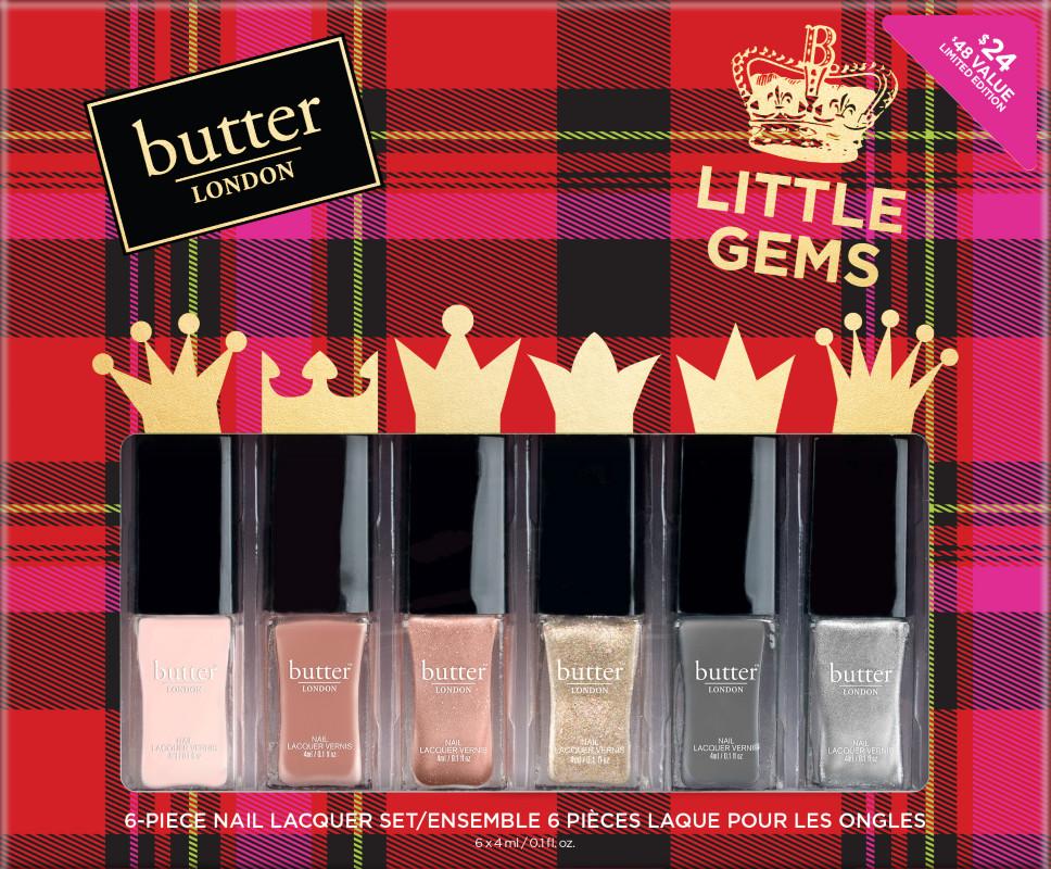 Butter London Little Gems 6 Pc Trend Lacquer Collection | Ulta Beauty