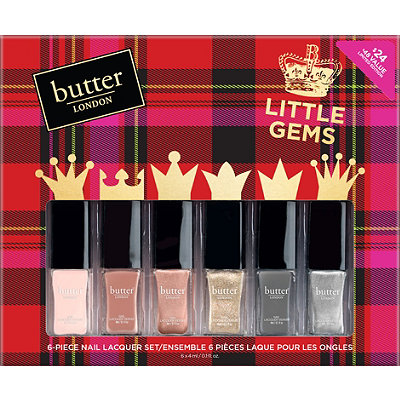 Butter London Little Gems 6 Pc Trend Lacquer Collection
