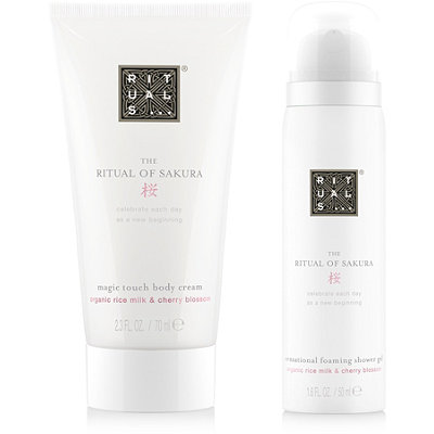 RITUALS Online Only FREE Sakura Magic Touch Body Cream w%2Fany %2425 Rituals purchase