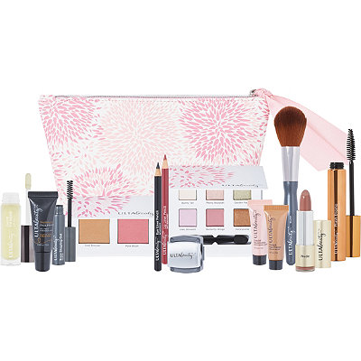 FREE 14 Pc Gift w/any $19.50 ULTA Beauty makeup, brushes, beauty tools, or skincare purchase