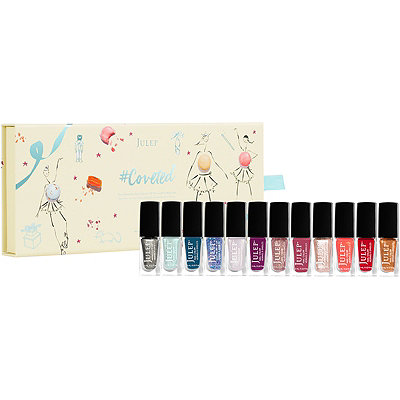 Julep Online Only %23Coveted 2017 Our Favorite Polishes 12 Pc Mini Nail Set