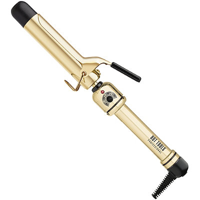 Hot ToolsGold Chrome 1-1%2F4%22 Curling Iron