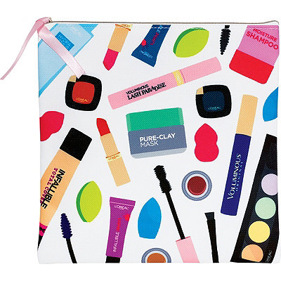 L'Oréal FREE Makeup Bag w%2Fany %2420 L%27Or%C3%A9al Eye%2C Face or Skin purchase