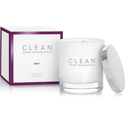 Clean Online Only Skin Scented Candle