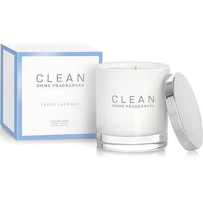 CleanOnline Only Fresh Laundry Scented Candle