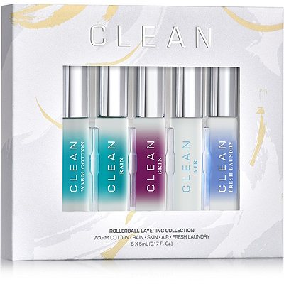 Clean Online Only Limited Edition Rollerball Layering Collection
