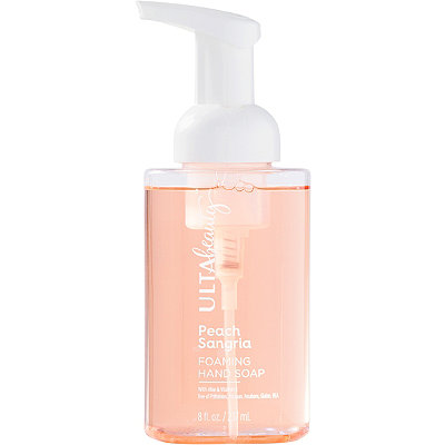 Limited Edition Peach Sangria Foaming Hand Soap