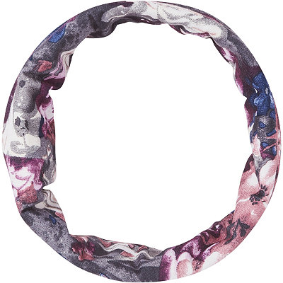Capelli New YorkFloral Printed%2C Wide Head Wrap