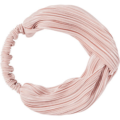 Capelli New York Pleated Twist Headwrap