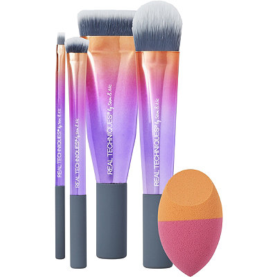 Real TechniquesEssentials For a Flawless Face Set