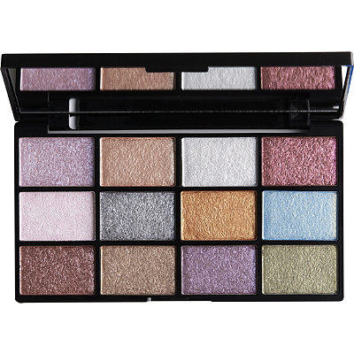 NYX Professional Makeup In Your Element Metal Shadow Palette