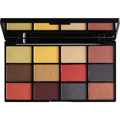 NYX Professional Makeup In Your Element Fire Shadow Palette