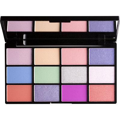 NYX Professional Makeup In Your Element Air Shadow Palette