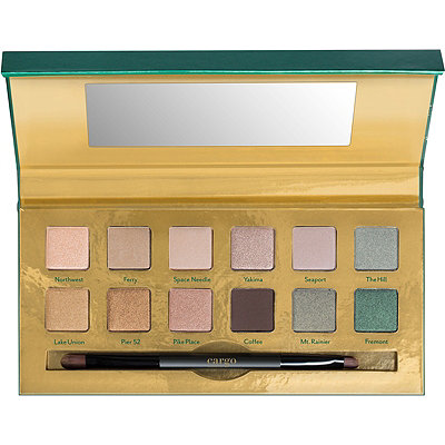 CargoOnline Only Limited Edition Emerald City Eyeshadow Palette