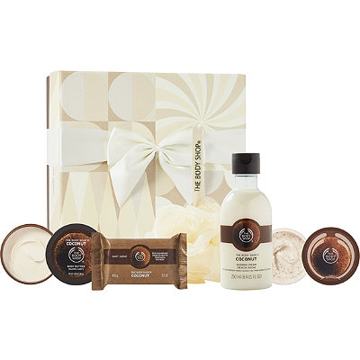 The Body Shop Coconut Festive Picks