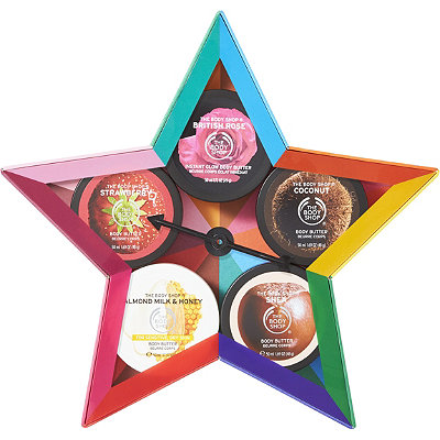 The Body ShopDial-A-Flavor Body Butter Collection