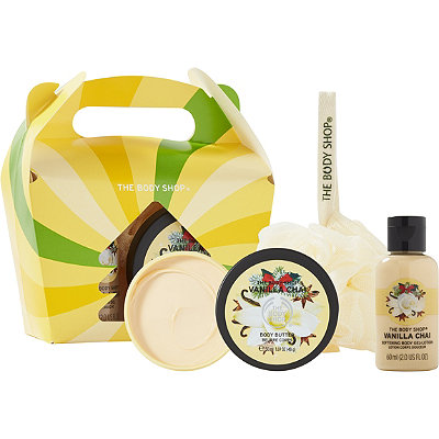The Body Shop Vanilla Chai Treat Box