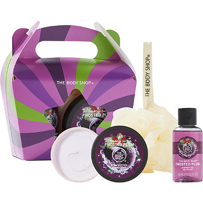 The Body Shop Frosted Plum Treat Box