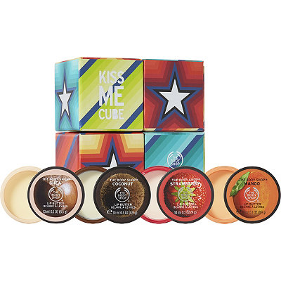 The Body ShopLimited Edition Kiss Me Cube