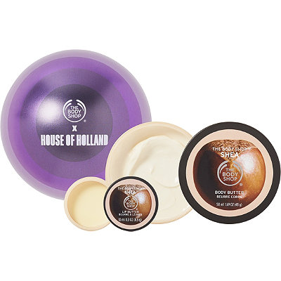 The Body ShopLimited Edition Butter Bauble Shea