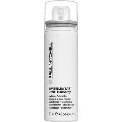 Travel Size Invisiblewear Orbit Hairspray