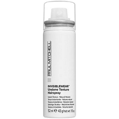 Travel Size Invisiblewear Undone Texture Hairspray