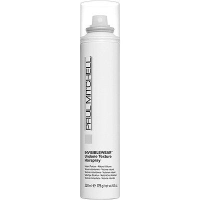 Paul MitchellInvisiblewear Undone Texture Hairspray