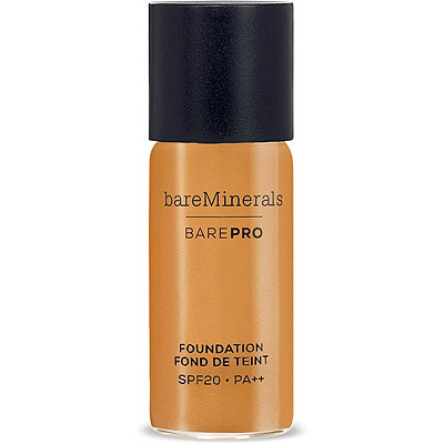 FREE Deluxe BarePro Liquid Foundation w/any $40 bareMinerals purchase