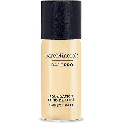 BareMineralsFREE Deluxe BarePro Liquid w/any $40 bare Minerals purchase