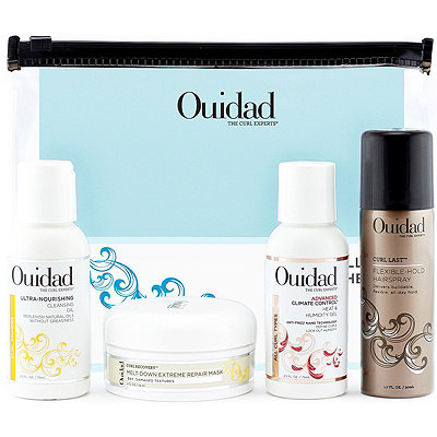 Curl Essentials Travel Kit