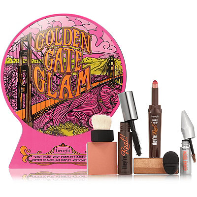 Benefit CosmeticsGolden Gate Glam %22West Coast Wow%21%22 Complete Makeup Kit