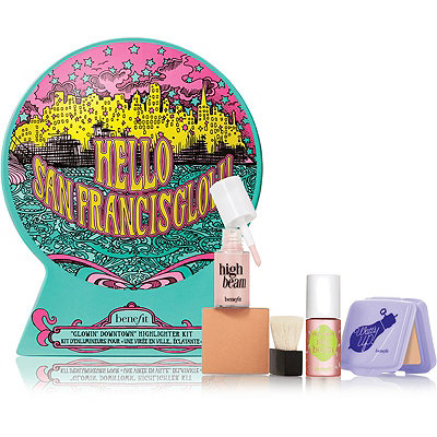 Benefit Cosmetics Hello%2C San FrancisGLOW%21 %27Glowin%27 Downtown%27 Highlighter Kit