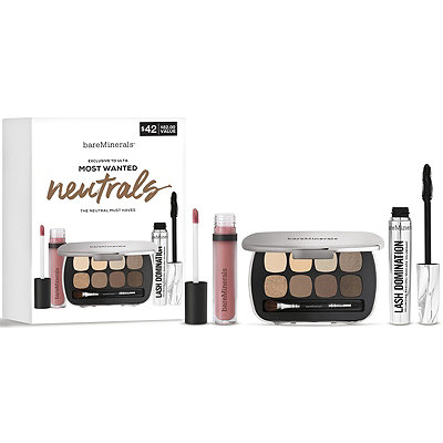 BareMinerals Most Wanted Neutrals