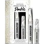 Make Mine a Double Volumizing Mascara Duo Full-Size Plus Bonus Travel Size Mascara