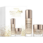 Peace Love Longevity SkinLongevity Vital Power Infusion and Eye Gel Cream Duo
