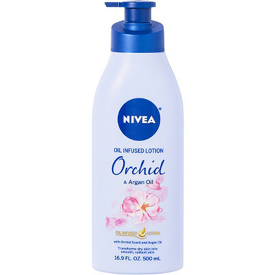 Nivea Online Only Oil Infused Lotion Orchid %26 Argan Oil