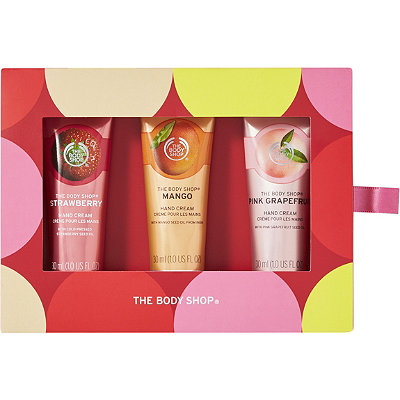 The Body Shop Online Only Handfuls Of Happiness Fruity