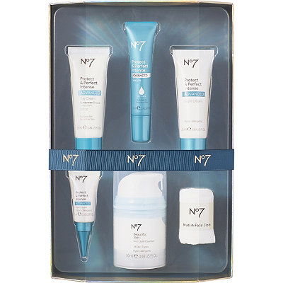 No7Online Only The Perfect Day%3A Protect %26 Perfect Set