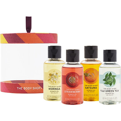 The Body ShopOnline Only Shower Gel Discovery