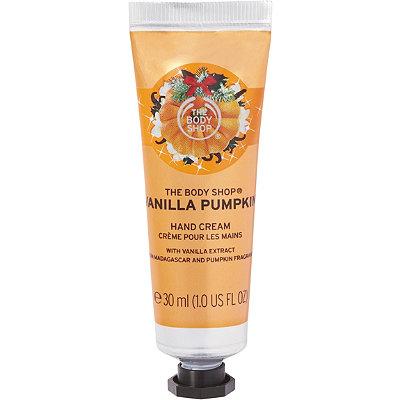 The Body ShopOnline Only Vanilla Pumpkin Hand Cream